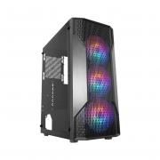 Computador Gamer, Intel 11º geração Core i5-11400F, Placa de Vídeo RTX-2060 6GB, 16GB RGB DDR4, SSD 480GB