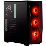 Computador Gamer, Intel Core i7-9700, Placa de Vídeo RTX-2060 6GB DDR6, 16GB DDR4, SSD 256GB