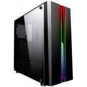 Computador Gamer, RYZEN 5 3400G, Placas de Vídeo RX 5500XT 4GB DDR6, 8GB DDR4, HD 1TB
