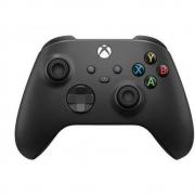 Controle Sem Fio Microsoft, Para Xbox Series X, S e Xbox One, Preto