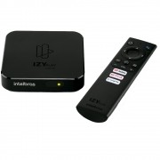 Conversor Digital Smart Box Android TV IZY Play, Preto