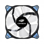 Cooler Fan C3Tech Storm 12cm com LED Azul F7-L130BL