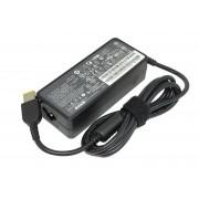 Fonte para Notebook Lenovo, 20v, 3.25a, 65w, Plug Amarelo Retangular - ADLX65NCT3A