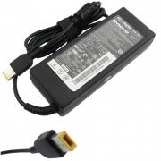 Fonte para Notebook Lenovo, 20v, 4.5a, 90w, Plug Retangular - ADLX90NLC3A