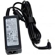 Fonte Samsung para Notebook, 19v, 2.1a, 40w, Plug 3.0mm X 1.0mm - APIAD02