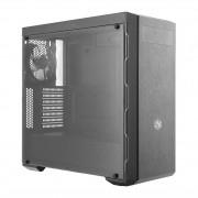 Gabinete Cooler Master Masterbox MB600L Lateral Acrilico Gunmetal, MCB-B600L-KA5N-S02