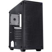 Gabinete Gamer Redragon Wheel Jack, Mid Tower, Lateral e Frontal em Vidro - GC-606BK