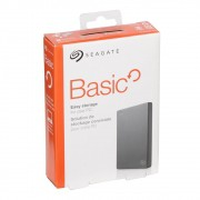 HD Externo Seagate, 1TB, Basic, Portable, USB 3.0, Preto - STJL1000400