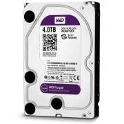 HD WD PURPLE SATAIII 4TB 5400RPM 64MB 3,5