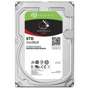 "HD SEAGATE IRONWOLF NAS 8TB 256MB 7200RPM 3,5"" ST8000VN0022"