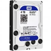 """HD WD Blue, 4TB, 3.5"""", SATA - WD40EZRZ"""