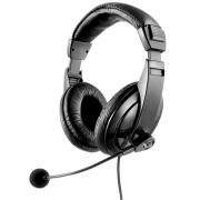Headset Multilaser, P2, Preto - PH049