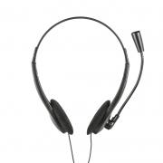 Headset Trust HS-100 Chat, Preto - 24423