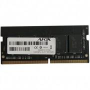 Memória Afox para Notebook, 4GB, 2400MHz, DDR4, CL17 - AFSD44EK2P