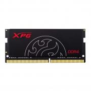 Memoria Para Notebook Adata XPG Hunter, 8GB (1x8), DDR4, 3000MHz, Preta - AX4S300038G17G-SBHT