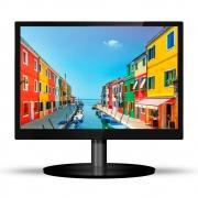 Monitor PCTOP 17 LED, HDMI, Ajuste de Ângulo, VESA, Preto - MLP170HDMI