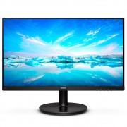 "Monitor Philips W-LED 23.8"", Full HD, IPS, HDMI/DisplayPort, Bordas Ultrafinas - 242V8A"