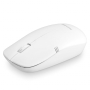 Mouse Sem Fio Multilaser, Branco - MO286