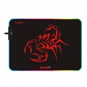 Mousepad Marvo Gamer Scorpion, Speed, Grande, RGB 7 Cores, MG08