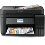Impressora Multifuncional Epson EcoTank L6171, Jato de Tinta, Colorida, Wi-Fi, Bivolt - C11CG20302