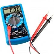 Multímetro Digital Hobby com Teste de Continuidade, MINIPA - ET1002