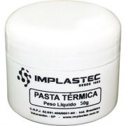 Pasta Térmica Thermal Silver 50g Implastec