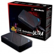 Placa de Captura Avermedia Live Gamer Ultra 4K30, USB 3.1 - GC553