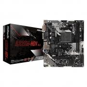Placa Mãe ASRock A320M-HDV R4.0, AMD AM4, Micro ATX, DDR4 - 90-MXB9LO-A0UAYZ