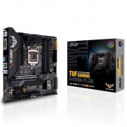 Placa Mãe Asus TUF Gaming B460M-Plus, Intel LGA1200, mATX - 90MB1450-C1BAY0