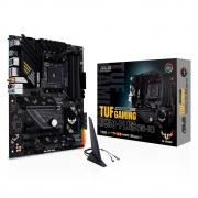 Placa Mãe ASUS TUF Gaming B550-PLUS (WI-FI), AMD B550, ATX, DDR4 - 90MB15D0-M0EAY0