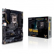 Placa Mãe Asus TUF Gaming Z490-Plus, Intel LGA 1200, ATX, DDR4