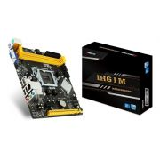 Placa Mae Biostar IH61MF-Q5, Socket LGA 1155, Chipset Intel H61