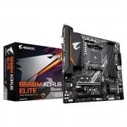 Placa Mãe Gigabyte B550M Aorus Elite, AMD AM4, Micro ATX, DDR4
