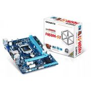 Placa Mãe, Gigabyte GA-H61M-S1, rev 4.0, Ddr3, Socket Lga1155, Chipset Intel H61