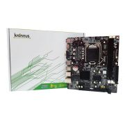 Placa Mãe Kronnus H61Hv2D3, LGA 1155, mATX, DDR3