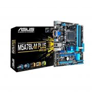 Placa Mãe Asus M5A78L-M Plus, AMD AM3+, mATX, DDR3