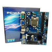 Placa Mãe Pcware IPMH310 Pro 2.0, LGA1151, DDR4, M.2