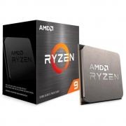 Processador AMD Ryzen 9 5900X, Cache 70MB, 3.7GHz (4.8GHz Max Turbo), AM4 - 100-100000061WOF