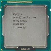 Processador Intel Core i5-3330 3.00GHz (3.20GHz Turbo), 6MB, 4-Cores 4-Threads, LGA 1155 - OEM