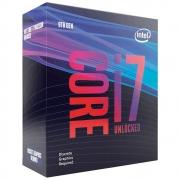 Processador Intel Core I7-9700KF, 9º Geração, Cache 12MB, 3.6GHz (4.9GHz Turbo), LGA1151 - BX80684179700KF