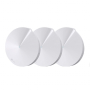 Roteador TP-Link Wireless (Sistema Mesh) AC1300 1300Mbps - Deco M5(3-pack)(US) Ver:3.0