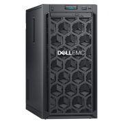 Servidor Dell Poweredge T140 Xeon E2124 2X Ram 8Gb 2X Hdd 1Tb