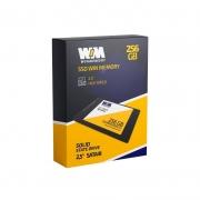 SSD 256GB Win Memory Leitura 550MBs e Gravação 500MBs- SWR256G-301II