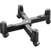 Suporte Multilaser para Gabinete com Rodas Preto - AC019