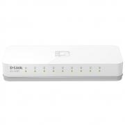 Switch D-link 08 portas 10/100 - DES-1008C