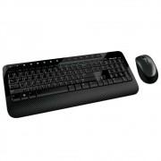 Teclado e Mouse Sem Fio Microsoft Desktop 2000 - M7J-00021