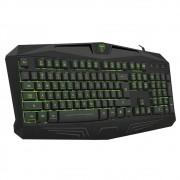 Teclado Gamer T-Dagger Minesweeping, LED, ABNT2 - T-TGK103 PT