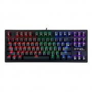 Teclado Mecânico Gamer Bright Compact, LED, Switch Blue, US - GTC559