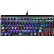Teclado Mecânico Gamer Motospeed CK101, RGB, Switch Outemu Blue - FMSTC0008AZL