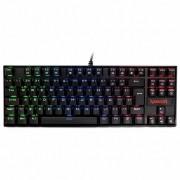 Teclado Mecânico Gamer Redragon Kumara, RGB, Switch Outemu Brown, PT - K552RGB-1 (PT-BROWN)